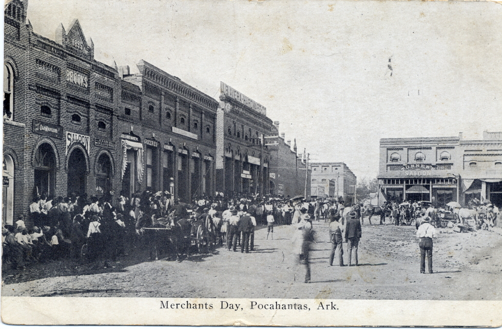 Merchants Day Pocahontas Arkansas