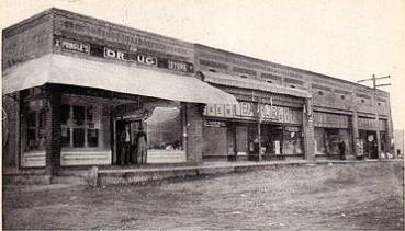 Photo of oldest drug store in Arkansas
